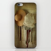 Wherever You Hang Your H… iPhone & iPod Skin