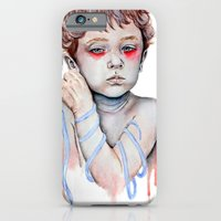 iPhone & iPod Case featuring Shoelace by Bella Harris