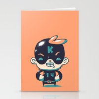 Kaptain 14 Stationery Cards