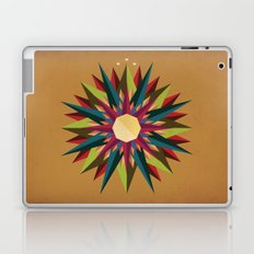 Half Circle Stars Laptop & iPad Skin