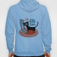 Kitty Love Hoody