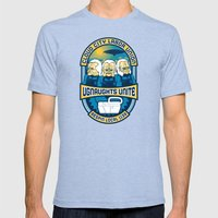 Ugnaughts Unite Mens Fitted Tee Tri-Blue SMALL