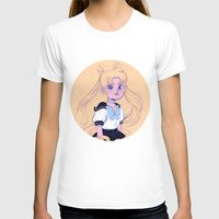 sailor moon T-shirts featuring Sailor Moon by Natali Koromoto