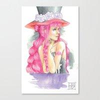 Perona Canvas Print