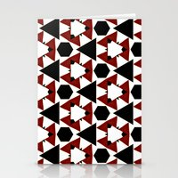 Van Steensel Pattern Stationery Cards