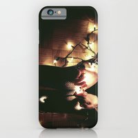 iPhone & iPod Case featuring Light up my World by Trees Without Branches