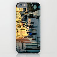 Along the Canal iPhone 6 Slim Case