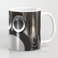 Gothic Owl Mug