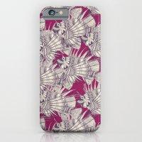 fish mirage berry iPhone 6 Slim Case