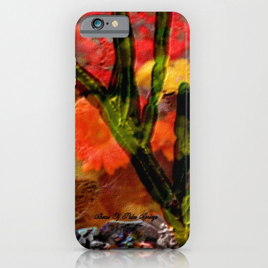 ENDLESS BEAUTY iPhone & iPod Case
