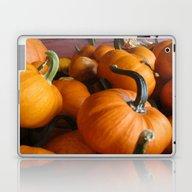Vector Style Harvest Of … Laptop & iPad Skin