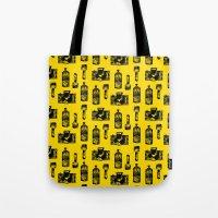 Urban Elements Tote Bag