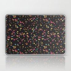 Dazzling Midnight [Dots] Laptop & iPad Skin