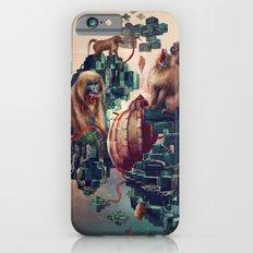 monkey temple Slim Case iPhone 6s