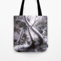 dere ve orman Tote Bag