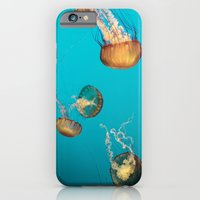 iPhone & iPod Case featuring Magical Medusas by Young Swan Designs