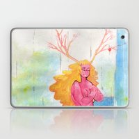 On the Nature of Spirits: Flora Laptop & iPad Skin