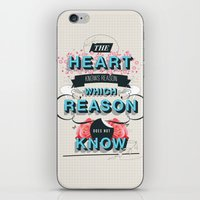 The Reason iPhone & iPod Skin
