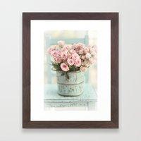 Roses for Everyone Framed Art Print