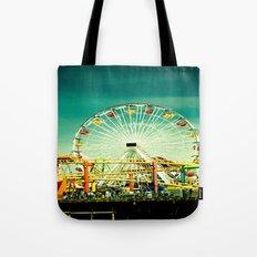 Farris Wheel  Tote Bag