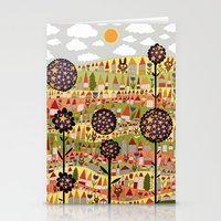Starflowers Stationery Cards