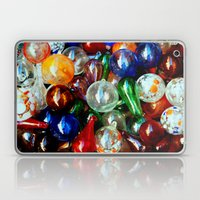 Glass Balls Laptop & iPad Skin