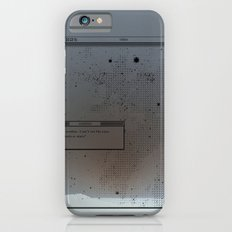 Pixel Screencapture - Are They Pixels Or Stars? Slim Case iPhone 6s