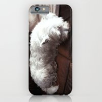 Dog Tired iPhone 6 Slim Case