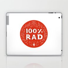 100% Rad Laptop & iPad Skin