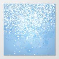 Glitteresques IV:IV Canvas Print