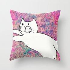 cat-901 Throw Pillow