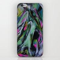 velvet slip iPhone & iPod Skin