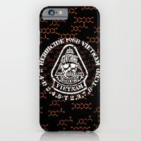 Agent Orange iPhone 6 Slim Case