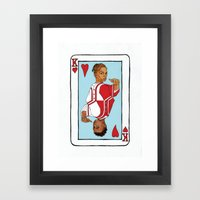Kris Kross Framed Art Print