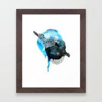 Caught In Destiny's Orbi… Framed Art Print