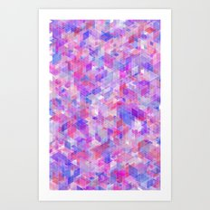 Panelscape - #10 society6 custom generation Art Print