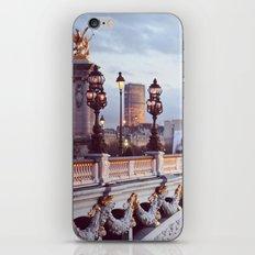Pont Alexandre III Paris. iPhone & iPod Skin