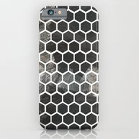Graphic_Cells Paint iPhone 6 Slim Case