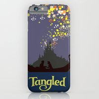 Tangled iPhone 6 Slim Case