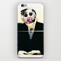 Mr.Morning iPhone & iPod Skin