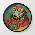 Holy Clown Wall Clock