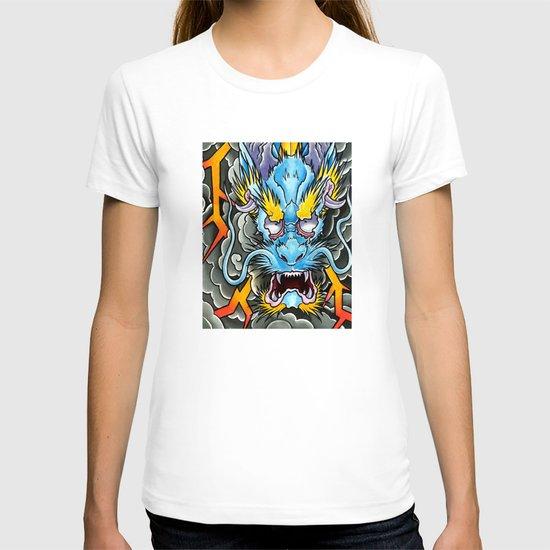 Japanese dragon 3 T-shirt