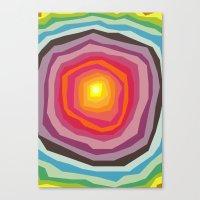 Core II Canvas Print