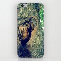 treehole iPhone & iPod Skin