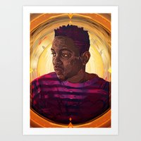 Kendrick Art Print