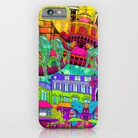 iPhone & iPod Case featuring I Heart Paris by Aimee St Hill