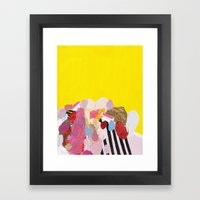 Monumental Framed Art Print