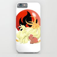 Of Many Tails iPhone 6 Slim Case