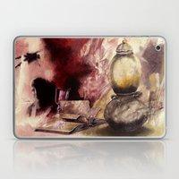 Gece Sesizliği Laptop & iPad Skin