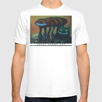 Traffic Day Mens Fitted Tee White SMALL